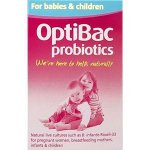 OptiBac Probiotics for Babies & Children Sachets Pack of 10