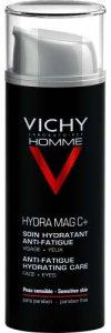 Vichy Homme Hydra Mag C + Anti Fatigue 2 in 1 Moisturiser
