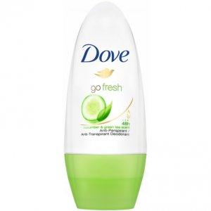 Dove Go Fresh Cucumber & Green Tea Roll On 50ml