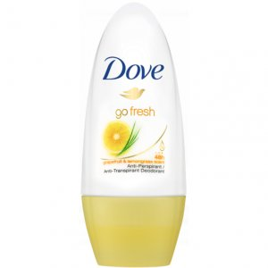Dove Go Fresh Grapefruit & Lemongrass Roll On 50ml