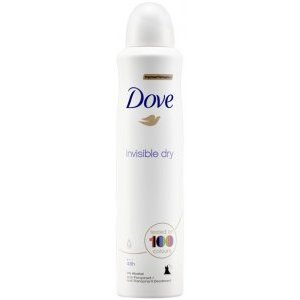 Dove Invisible Dry Antiperspirant Spray 250ml