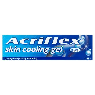 Acriflex Cooling Burns Gel 30g
