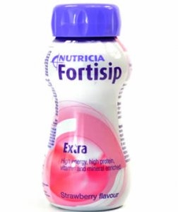 Fortisip Extra Strawberry 200ml