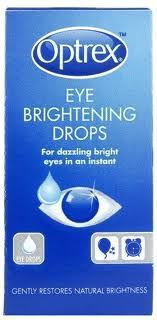 Optrex Brightening Drops 10ml