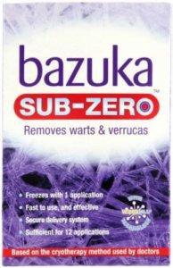 Bazuka Sub Zero 50ml