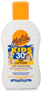 Malibu Kids Sun Lotion SPF30 200ml