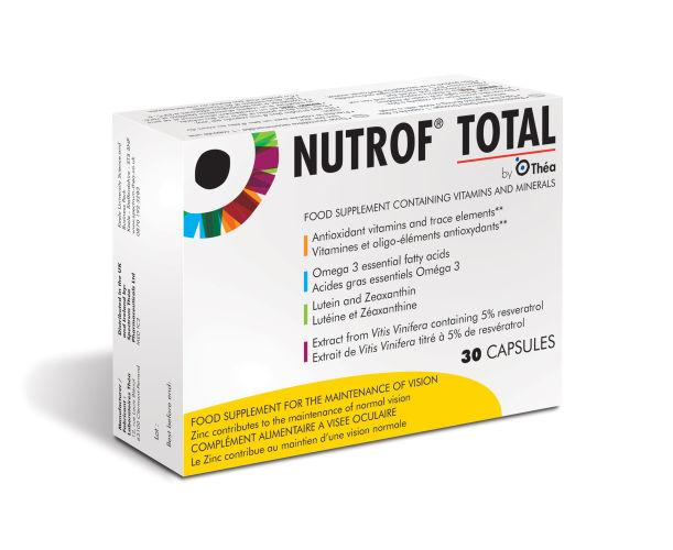Nutrof Total Capsules Pack of 30
