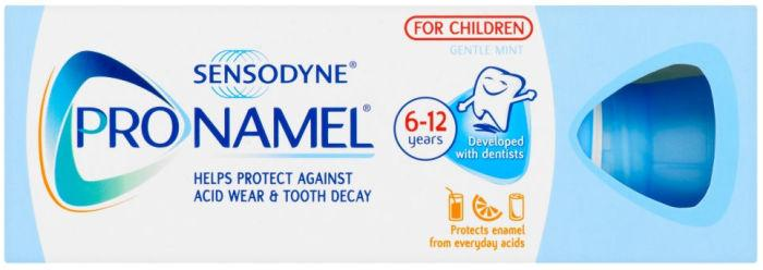 Sensodyne Pronamel Toothpaste For Children 50ml