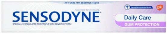 Sensodyne Gum Protection Fluoride Toothpaste 75ml