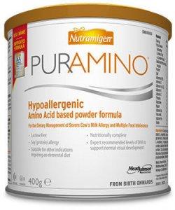 Nutramigen Puramino Hypoallergenic Amino Acid Formula 400g