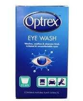 Optrex Multiaction Eye Wash 100ml