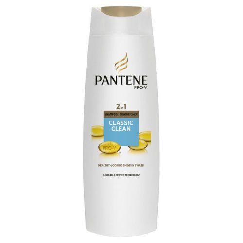 Pantene Pro V 2 in 1 Classic Clean Shampoo & Conditioner 250ml