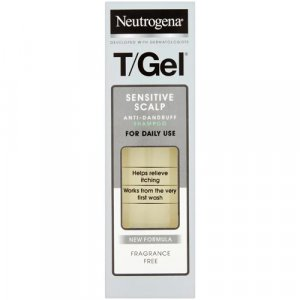Neutrogrena T Gel Shampoo Sensitive Scalp 125ml