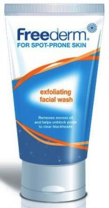 Freederm Exfoliating Facial Wash 150ml