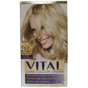 Vital Hair Colourant Light Ash Blonde 10-2