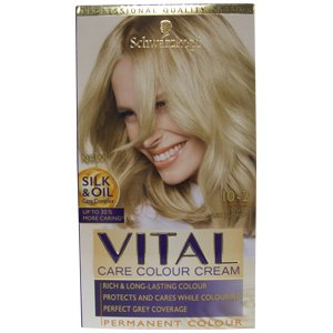 Vital Hair Colourant Light Ash Blonde 10-2