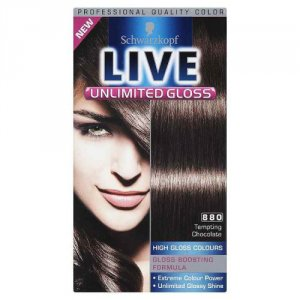 Live Gloss Hair Colourant Tempting Chocolate 880