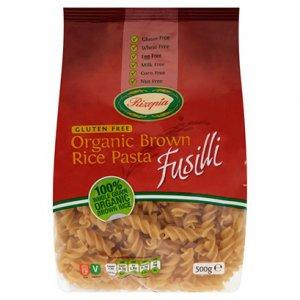 Rizopia Gluten Free Pasta Fusilli 500g
