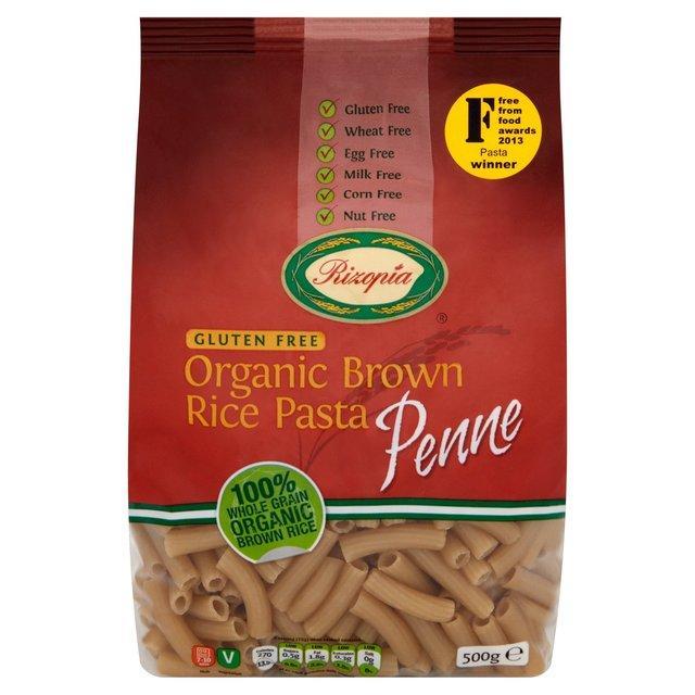 Rizopia Gluten Free Pasta Penne 500g