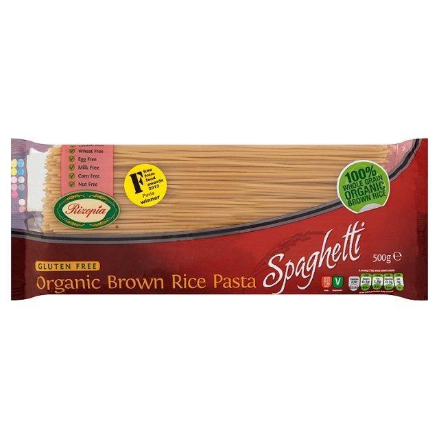 Rizopia Gluten Free Pasta Spaghetti 500g