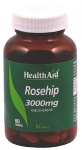 HealthAid Rosehip 3000mg Tablets Pack of 60