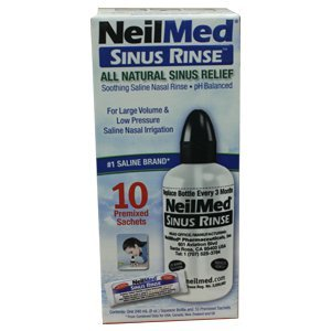 Neilmed Adult Nasal Irrigation Sinus Rinse Kit