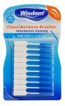 Wisdom Clean Between Interdental Brushes Pack of 20