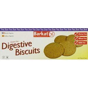 Barkat Gluten Free Digestive Biscuits 175g
