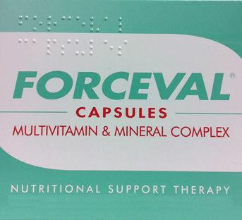 Forceval Capsules Pack of 15