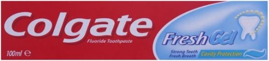 Colgate Fresh Gel Cavity Protection Toothpaste 100ml