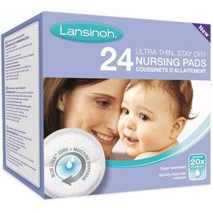 Lansinoh Disposable Nursing Pads Pack of 24