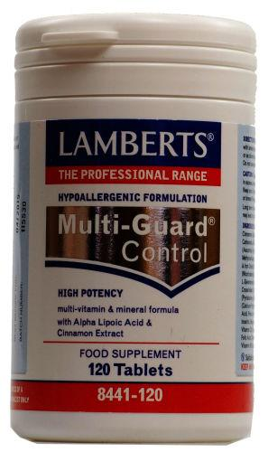 Lamberts Multi-Guard Control Tablets Pack of 120