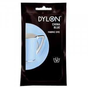 Dylon Hand Dye Sachet China Blue 50g