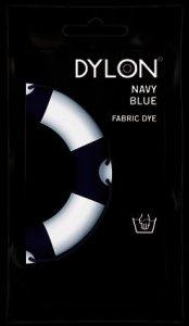Dylon Hand Dye Sachet Navy Blue 50g