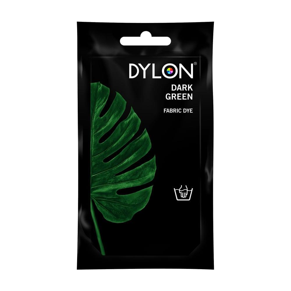 Dylon Hand Dye Sachet Dark Green 50g