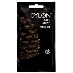 Dylon Hand Dye Sachet Dark Brown 50g
