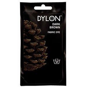 Dylon Hand Dye Sachet Dark Brown 50g