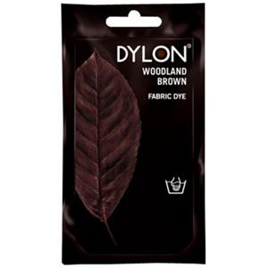 Dylon Hand Dye Sachet Woodland Brown 50g
