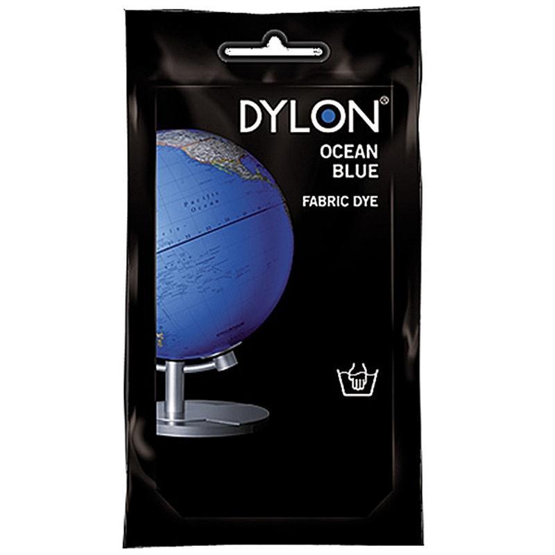 Dylon Hand Dye Sachet Ocean Blue 50g