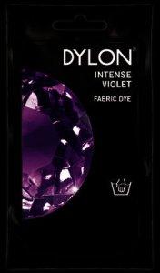 Dylon Hand Dye Sachet Intense Violet 50g