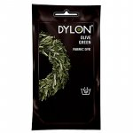 Dylon Hand Dye Sachet Olive Green 50g