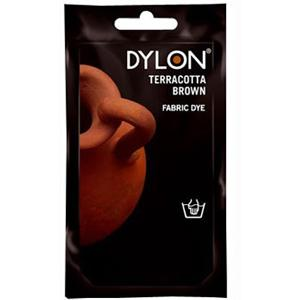 Dylon Hand Dye Sachet Terracotta Brown 50g