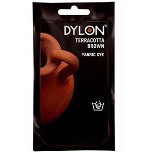 Dylon Hand Dye Sachet Terracotta Brown 50g