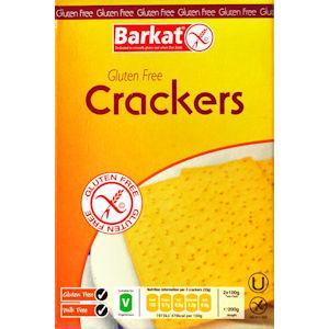Barkat Gluten Free Crackers 200g