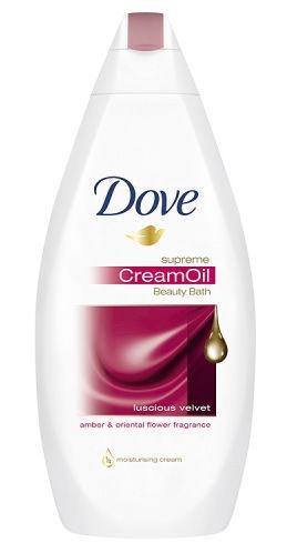 Dove Supreme Luscious Velvet Beauty Bath 500ml