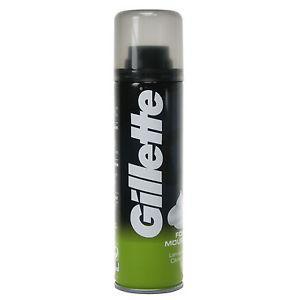 Gillette Shaving Foam Lemon And Lime 200ml