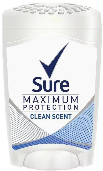 Sure Maximum Protection Clean Scent 45ml