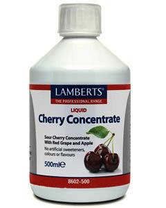 Lamberts Cherry Concentrate Liquid 500ml