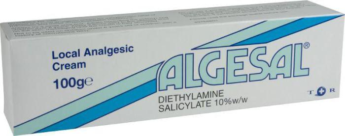 Algesal Tube 100g