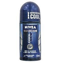 Nivea For Men Cool Kick Deodorant Roll-on 50ml